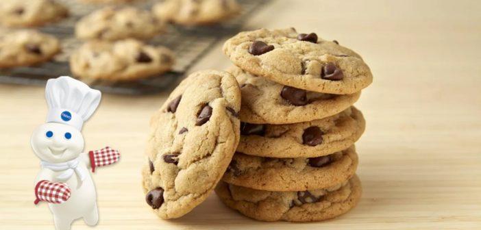 Pillsbury Cookie Dough Dairy-Free Varieties Ready to Eat or Bake
