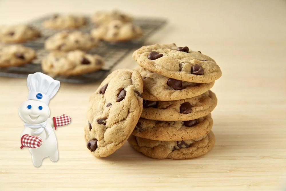 Pillsbury Cookie Dough Comes in All These Dairy-Free Varieties! Reviews, Ingredients & Full Details.