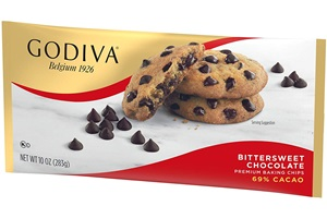 Godiva Dairy-Free Chocolate Chips