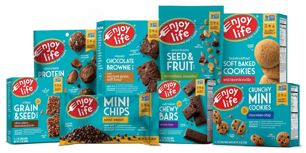 Dairy-Free Coupons, Discounts, and Deals for Online Shopping - Coupon Code for Enjoy Life Allergy-Friendly Sweets and Snacks