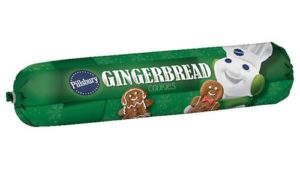 Pillsbury Cookie Dough Comes in All These Dairy-Free Varieties! Reviews, Ingredients & Full Details. Pictured: Pillsbury Gingerbread Cookie Dough