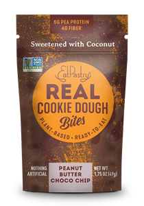 EatPastry Real Cookie Dough Bites Review and Info - Vegan, Wholesome Snackable Treats