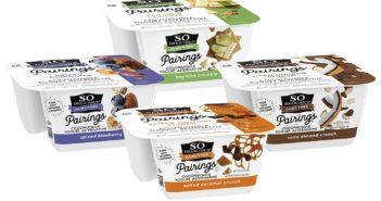 So Delicious Pairings Coconutmilk Yogurt Alternative Review and Info - Dairy-free, gluten-free, and vegan yogurt alternative with toppings. Four flavors!