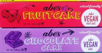 Abe's Square Cakes Reviews and Information - Dairy-free, Egg-Free, Nut-Free, Soy-Free, Sesame-Free, and Vegan! Four Flavors.