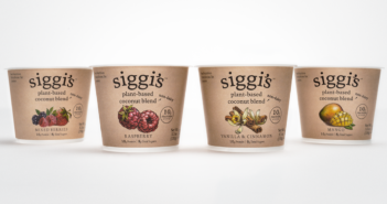 Siggi's Plant-Based Yogurt Alternative Reviews & Info (These has More Protein than Sugar!) Ingredients, ratings, and more. Pictured: All 4 Dairy-Free Flavors