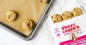Sweet Loren's Gluten-Free Cookie Dough Reviews and Information (Vegan, Dairy-Free, Egg-Free, Gluten-Free, Nut-Free, Soy-Free Place and Bake Cookie Dough)