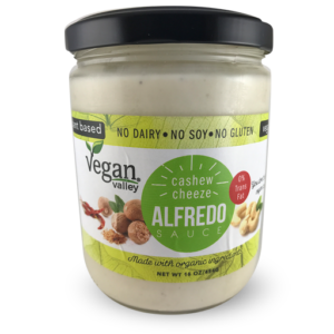Vegan Valley Cashew Cheeze Sauces Reviews and Information! Dairy-free, Gluten-free, Soy-free, Vegan, and Paleo cheese alternatives. We have ingredients, availability, and more