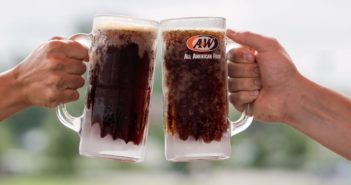 A&W Restaurants Dairy-Free Menu Guide with Allergen Notes