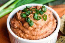Vegan Bean Dip Recipe - Everyone Loves this Recipe, and it's So Easy, Kids Can Make It!