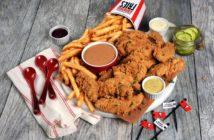 KFC (Kentucky Fried Chicken) Dairy-Free Menu Guide with Allergen Notes