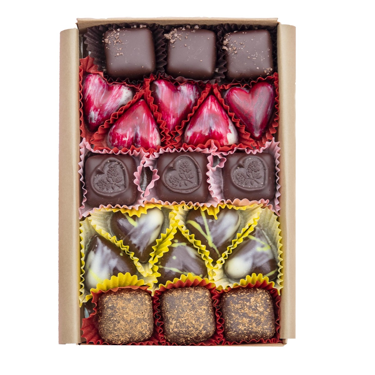 Guide to the Best Dairy-Free Valentine Chocolate: Over 20 Chocolatiers with Vegan, Gluten-Free, Food Allergy-Friendly, Organic, Fair Trade and more! (Lagusta's Luscious pictured)