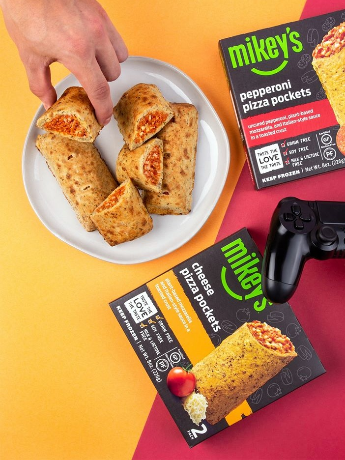 Mikey's Pizza Pockets Reviews and Information (Dairy-Free, Gluten-Free, Grain-Free, and Paleo). We have full details on all 5 varieties ...