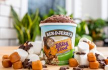 Ben & Jerry's Non-Dairy Phish Food Ice Cream Released in Pints and Scoops!