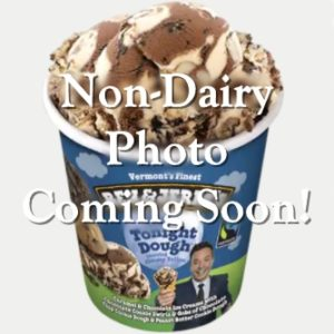 Ben & Jerry's Non-Dairy Ice Cream - 21 Flavors! Pictured: The Tonight Dough