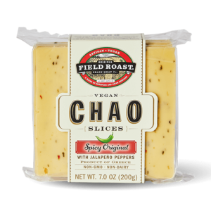 Chao Vegan Cheese Slices Reviews and Info - Dairy-Free Alternatives in Five Flavors - Top rated!