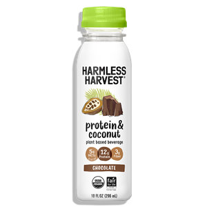 Harmless Harvest Protein & Coconut Plant Based Beverages Reviews and Information (Dairy-Free, Vegan, and Soy-Free)