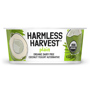 Harmless Harvest Dairy-Free Yogurt Alternative Reviews & Information - Vegan, Soy-Free, and Made with Organic Thai Coconut Meat