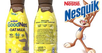 Nesquik GoodNes Oatmilk Reviews and Information - Launching in Nostalgic Chocolate! Non-Dairy, Plant-Based, Soy-Free, High-Protein