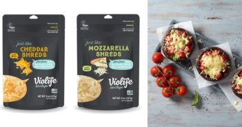 Violife Vegan Cheese Shreds Reviews and Information (Dairy-Free Cheese Alternative in Mozzarella and Cheddar)