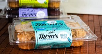 Abe's Mom's Gluten-Free Muffins Reviews and Info - Vegan, Dairy-Free, Egg-Free, Nut-Free, Soy-Free, Sesame-Free Mini Muffins available at grocers!