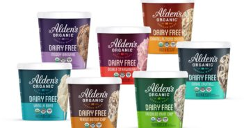 Alden's Dairy-Free Ice Cream Launches in Seven Flavors. We have the full details and ratings on these vegan pints.