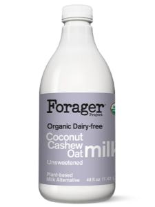 Forager Oatmilk Reviews and Information - Dairy-Free and Certified Organic.