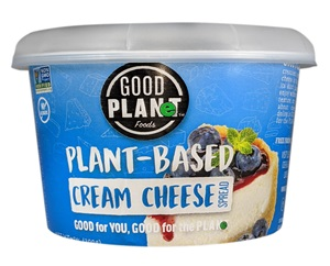 Good Planet Plant-Based Cream Cheese Spread Reviews and Information (Dairy-Free, Allergy-Friendly, Vegan)