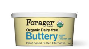 Forager Project Dairy-Free Buttery Spread Reviews and Information! Plant-Based, Vegan, Soy-Free Butter Alternative that's Certified Organic. ng, or spreading.