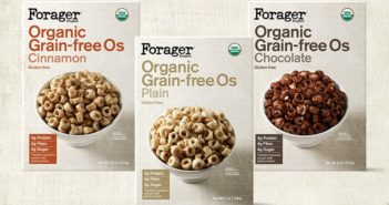 Forager Project Grain-Free O's Cereal Reviews and Information - Vegan, Gluten-Free, Dairy-Free, Nut-Free, Soy-Free, and Certified Organic.