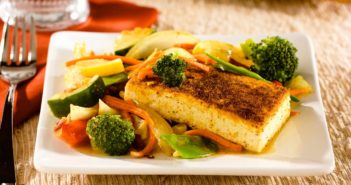 Curry Tofu and Vegetables Recipe - Fast, Easy, Healthy, and Cheap! Naturally Dairy-Free, Gluten-Free, Nut-Free, Plant-Based, and Vegan.