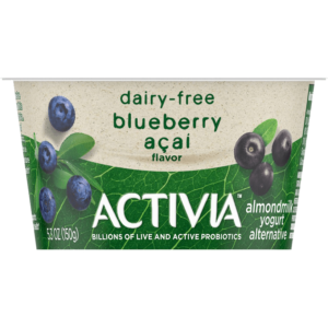 Activia Almondmilk Yogurt Reviews and Information! Dairy-Free, Vegan, and Lower in Sugar. We have ingredients, ratings, and more.