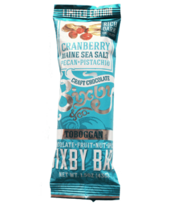 Bixby Candy Bars Reviews and Information (Vegan Varieties) - Dark Chocolate Covered Bars made without any additives - just real ingredients! Dairy-free, egg-free, and gluten-free.