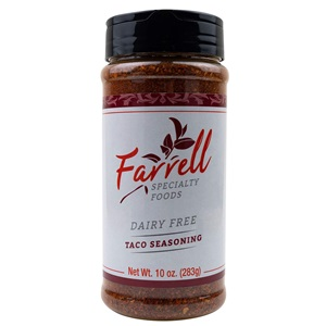 Farrell Ranch Mixes and Seasonings are Dairy-Free and Allergy-Friendly (Reviews and Information)