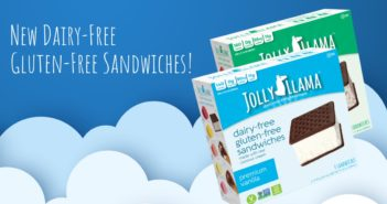 Jolly Llama Ice Cream Sandwiches Reviews and Information - Vegan, Dairy-Free, Soy-Free & Gluten-Free Novelties