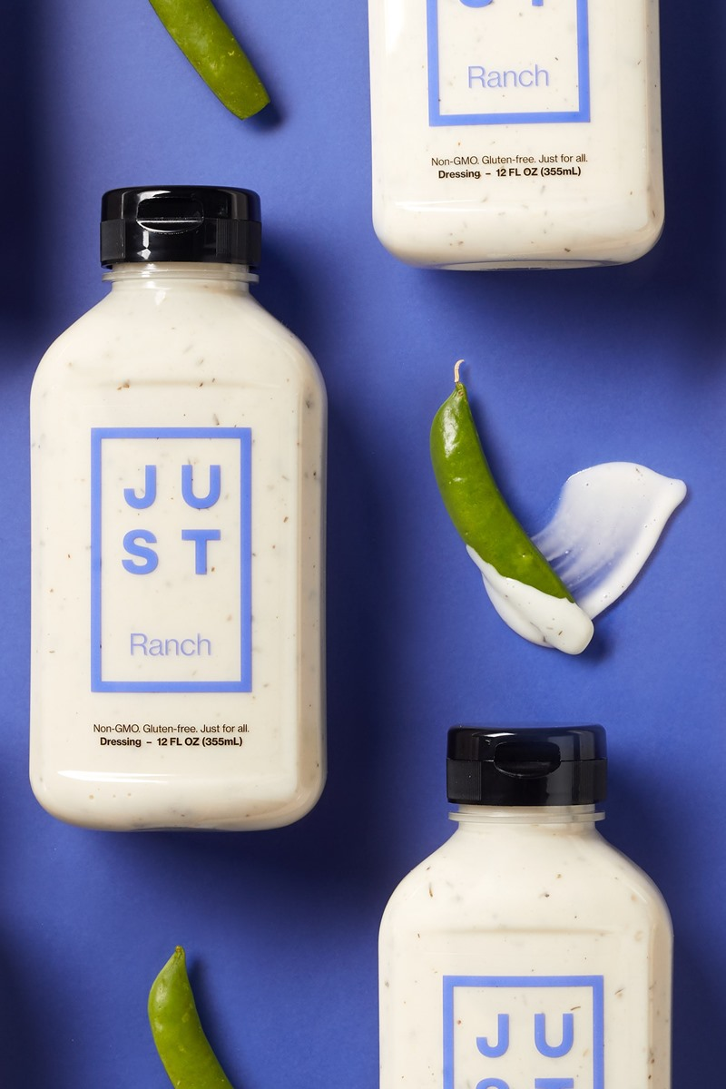 Just Ranch Vegan Salad Dressing Reviews and Information (Dairy-Free, Nut-Free, Soy-Free, and Egg-Free)