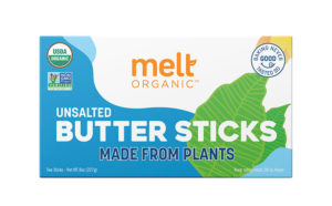 Melt Organic Buttery Sticks Reviews and Information (Dairy-Free, Soy-Free, Gluten-Free, Vegan). Ingredients, availability, nutrition, ratings, and more! Pictured: Unsalted