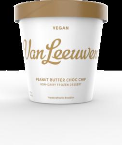Van Leeuwen Vegan Ice Cream Pints Reviews and Information (Dairy-Free Cashew Milk Varieties - 11 Flavors!)