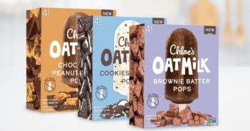 Chloe's Oatmilk Pops Reviews & Info (Dairy-Free, Gluten-Free, and Vegan Ice Cream Bars) Pictured: New 2021 Flavors