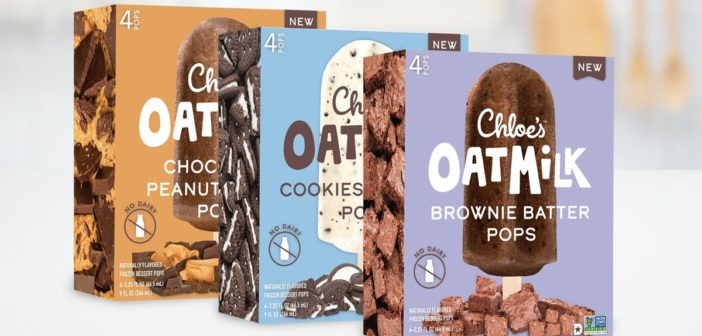 Chloe's Oatmilk Pops are Now Chilling in Six Creamy Dairy-Free Flavors