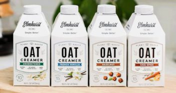 Elmhurst Oat Creamer Reviews and Info - 4 Dairy-Free, Gluten-Free, Oil-Free Flavors