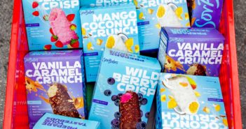 Sorbabes Bars Reviews and Info - dairy-free, gluten-free, vegan sorbet ice cream bars with various chocolaty coatings