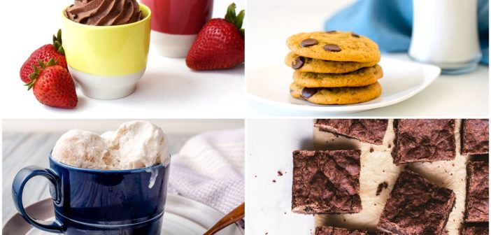 25 Easy Dairy-Free Treat Recipes to Make from your Pantry