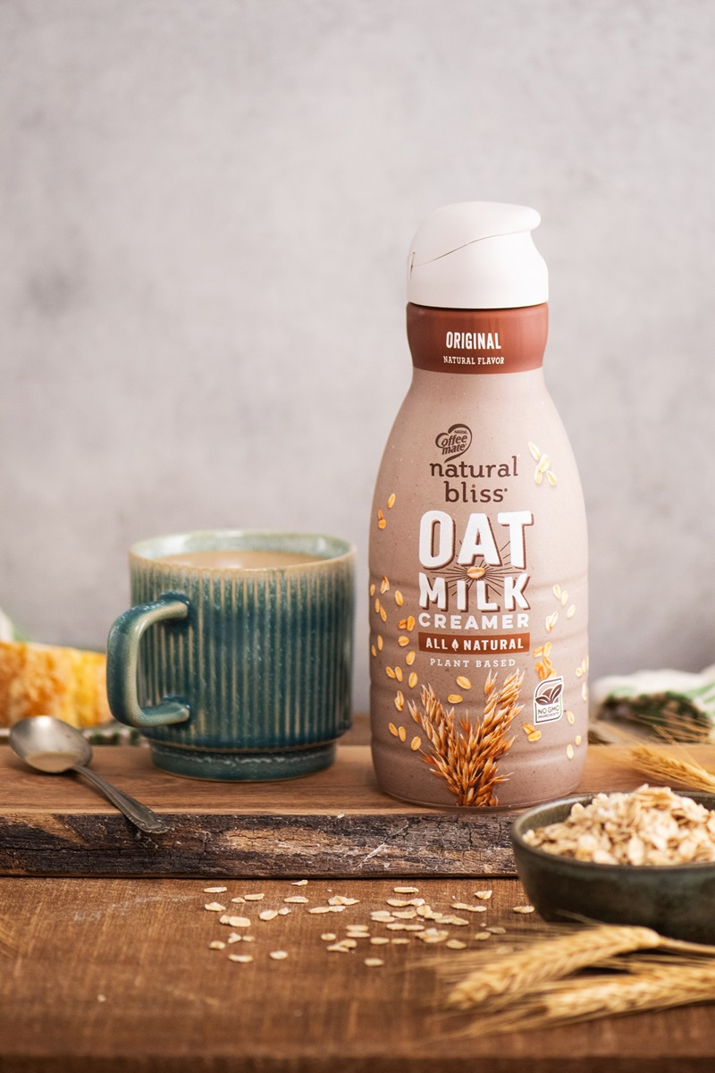 Natural Bliss Oat Milk Creamer by Coffee Mate in Two Dairy-Free Flavors and Sizes (also Vegan & Soy-Free). We have ingredients, availability, reviews & more ...