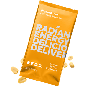 R.E.D.D. Protein Bars Reviews and Information - Dairy-Free, Plant-Based, Low Sugar. We have ingredients, availability, and more .... Pictured: Peanut Butter