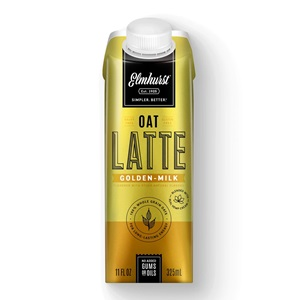 Elmhurst Oat Lattes Reviews and Information - dairy-free, soy-free, nut-free, gluten-free, and plant-based. We have ingredients, ratings, and more!