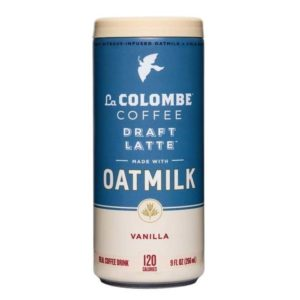 La Colombe Oatmilk Draft Lattes Reviews and Information (Dairy-Free, Vegan, and Available in 3 Flavors) - home delivery available!