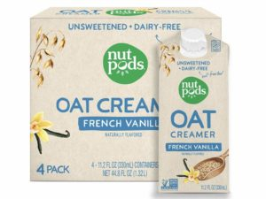 Nutpods Oat Creamer Reviews and Information - dairy-free, vegan, sugar-free, and keto-friendly. We have ingredients, ratings, availability, and more!