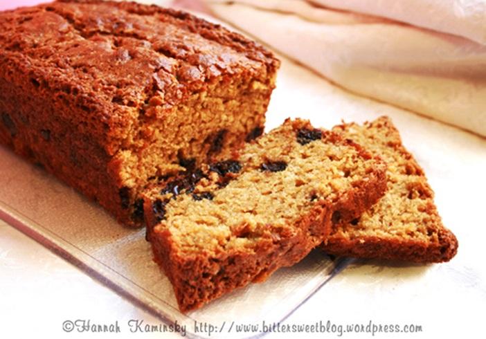 Vegan Butterscotch Pudding Bread
