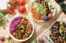 Organic Krush is a Healthy Eatery / Fast Casual Chain with a Huge Menu of Real Food. They also cater to dairy-free, gluten-free, and vegan guests with so many wonderful items.