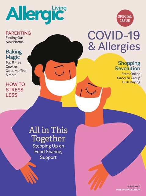 COVID-19 & Allergies - a special online issue from Allergic Living